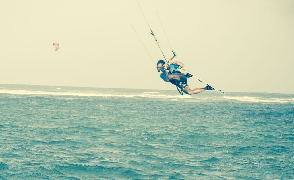 kiteboarding yoga retreat