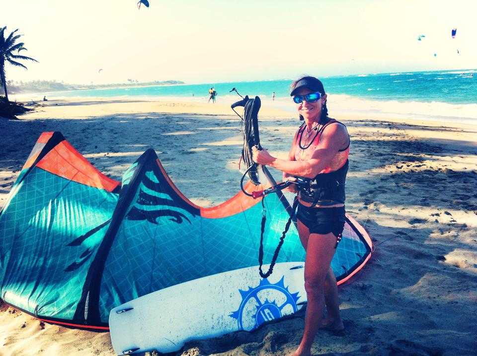 Cabarete accommodation with kiteboarding