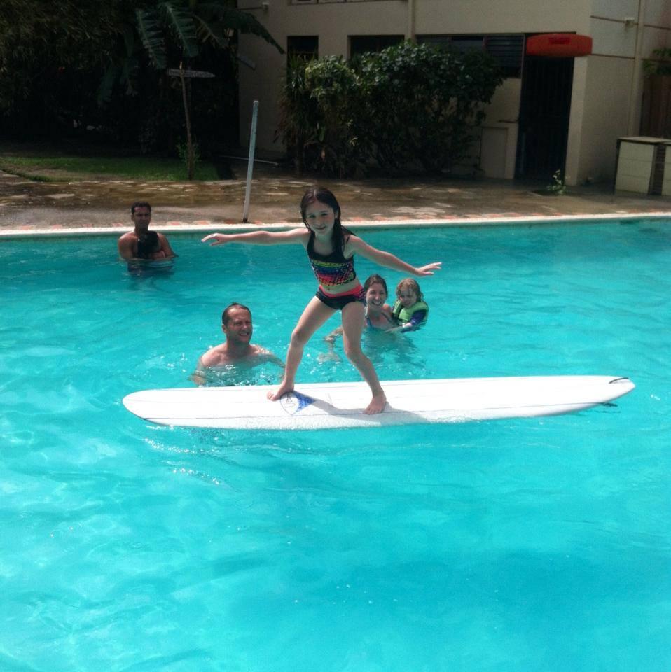 kids surfing camp