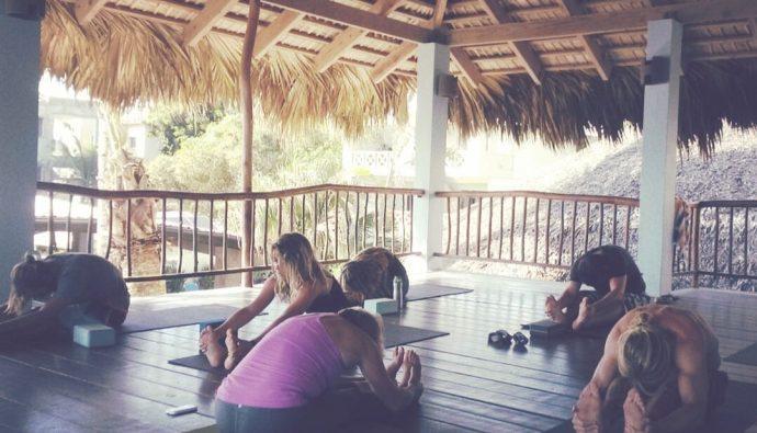 caribbean yoga retreats