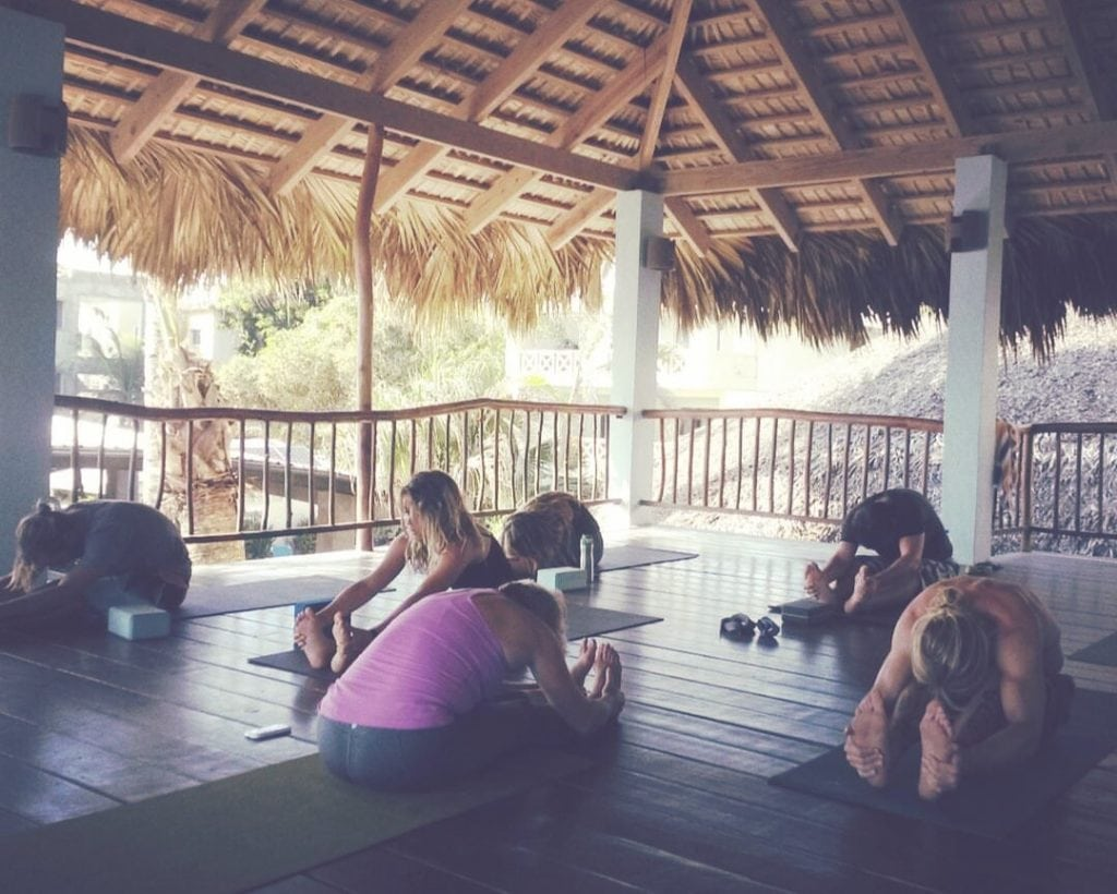 caribbean yoga retreats