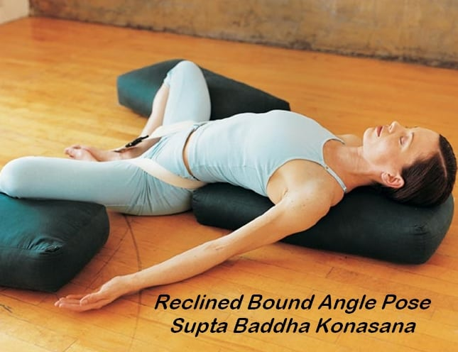 Reclined-Bound-Angle-Pose