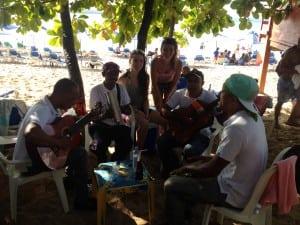 Dominican Bachata Musicians