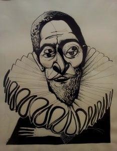 Cervantes: Este que veis aqui