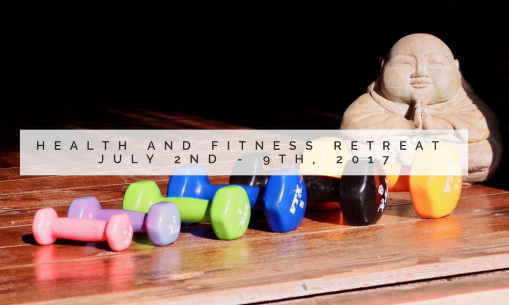 health and fitness retreat