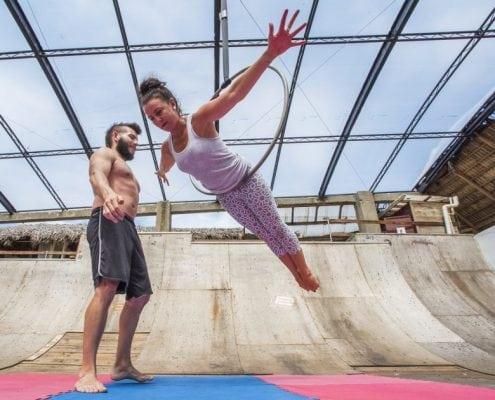 Circus Arts Camps