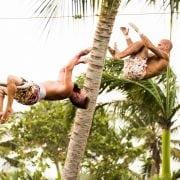 eXtreme Circus School Cabarete Flying Trapeze