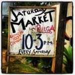 Saturday Market in Cabarete