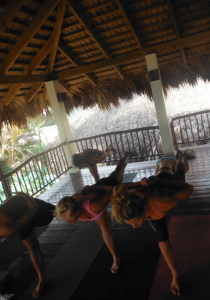 Molly's Ashtanga Yoga is my favorite class in the Dominican Republic
