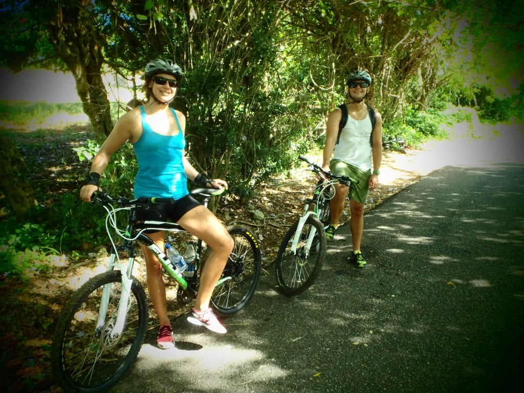 Mountain Biking El Choco National Park