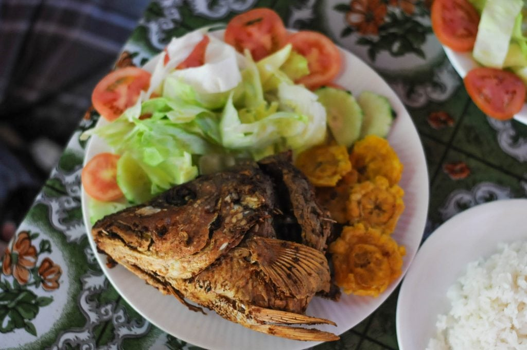typical food dominican republid