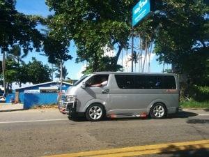 guagua transport commun république dominicaine