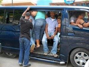 Guagua transport commun Cabarete