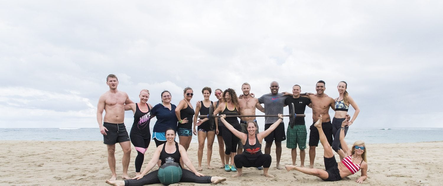 eXtreme hotel fitness camps cabarete
