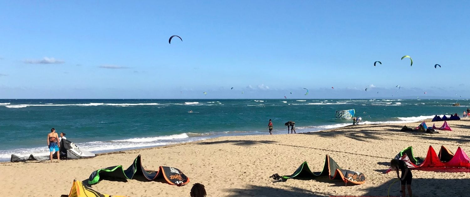 all-inclusive amenities at eXtreme hotel in the dominican republic kiteboarding