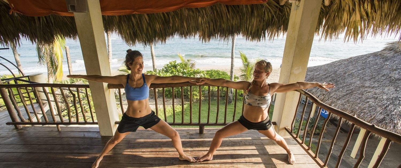 eXtreme hotel Yoga Retreats Cabarete