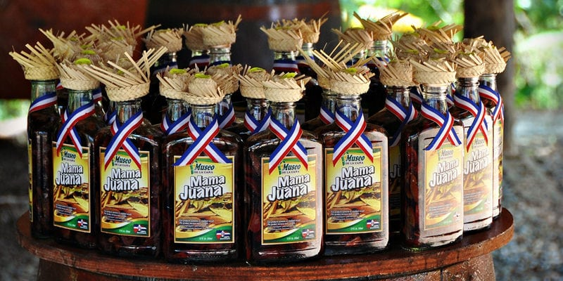 Mamajuana: The Wood Chip Booze