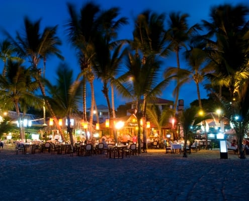 cabarete nightlife
