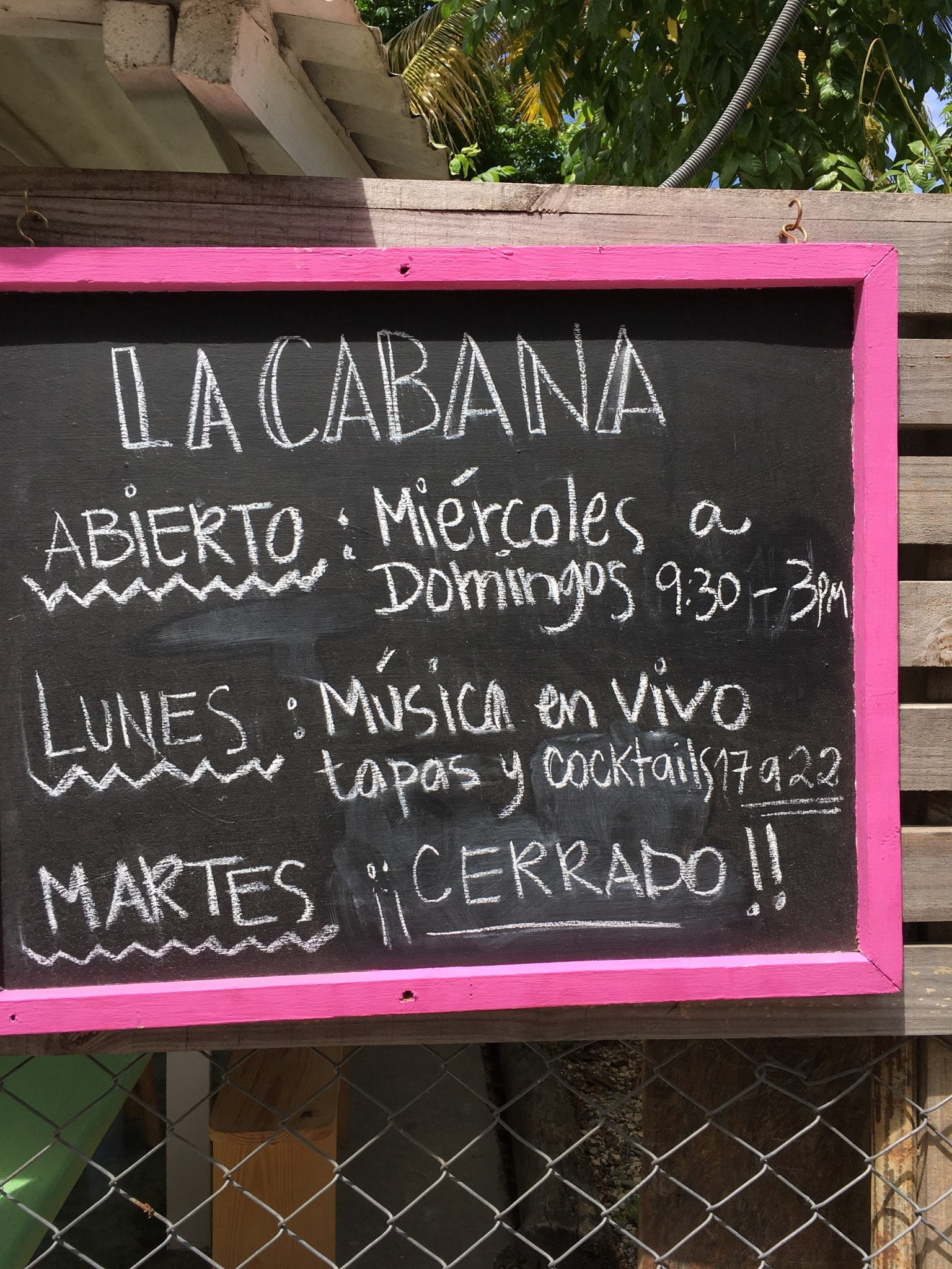 La Cabana Healthy Breakfast Spots in Cabarete