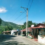 Driving to Jarabacoa