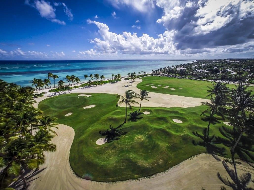 golf in the Dominican Republic
