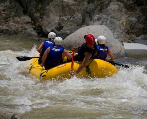white water rafting in the dominican republic