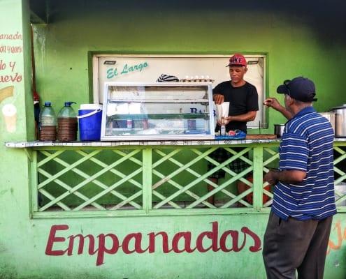 Dominican Street Food