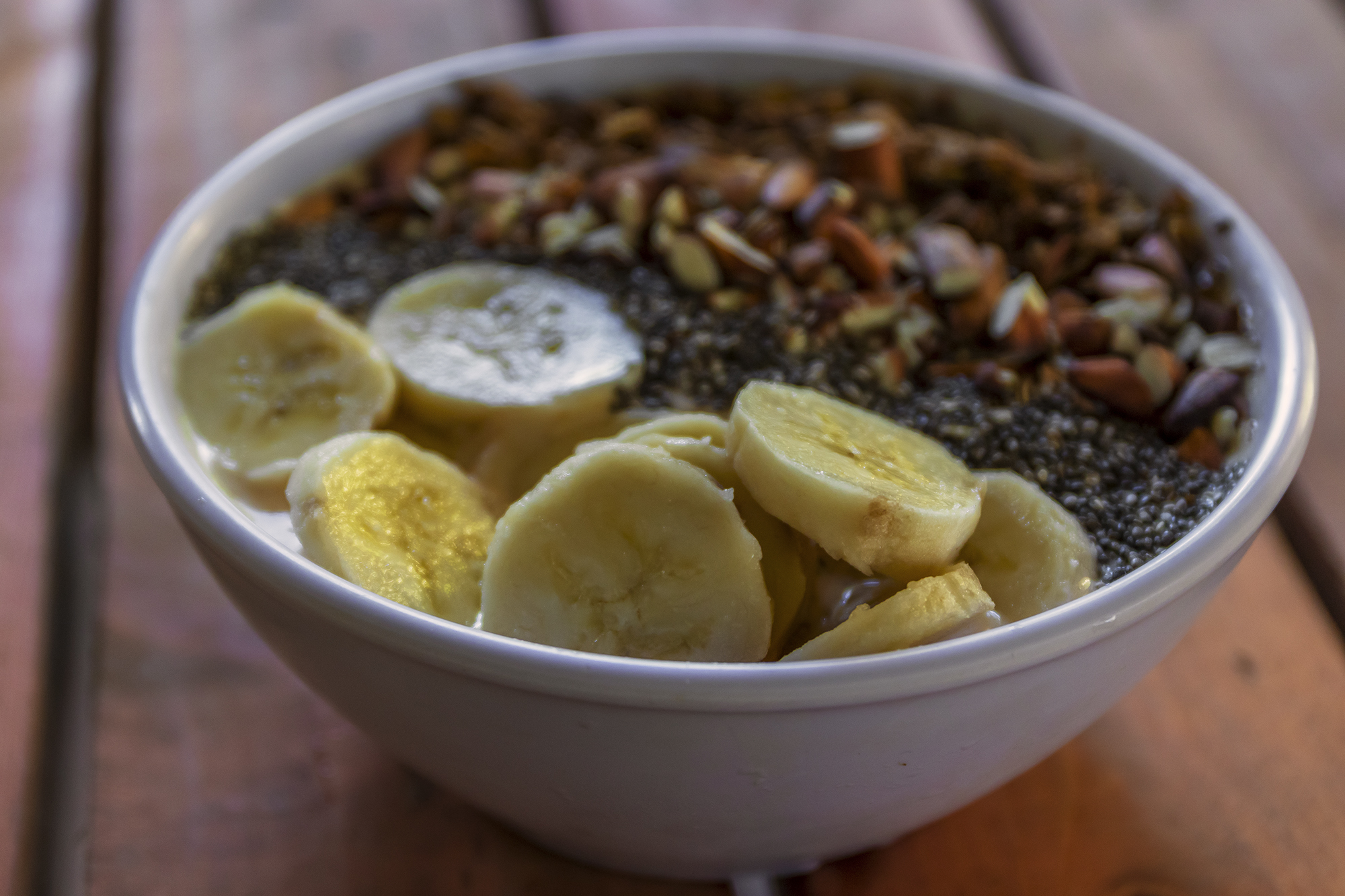 healthy farm to table smoothie bowl breakfast cabarete